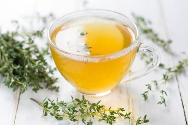čaj za pomiritev kašlja