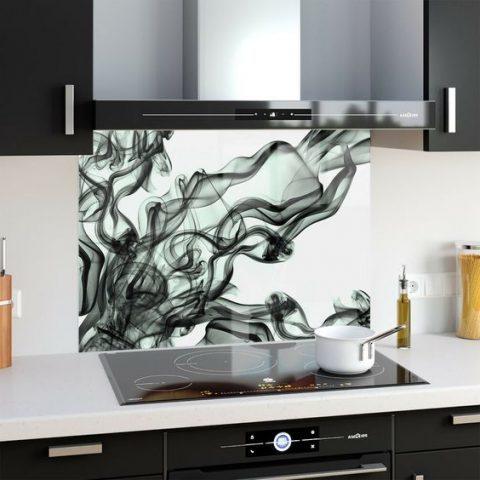 Kuhinjsko steklo po meri