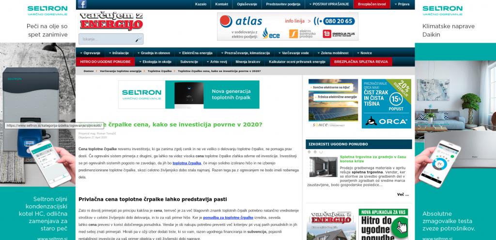 seo medijski portal